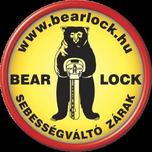 Bearlock váltózár logo - Aubiz Bt.